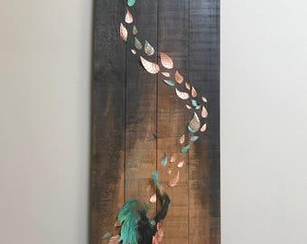 """Copper Art """"Renewal"""""""