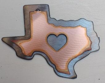 Texas Mini Sculpture