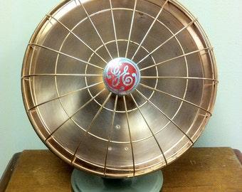 Steampunk Parabolic Lamp