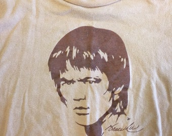 Bruce Lee Martial Arts Tshirt Large