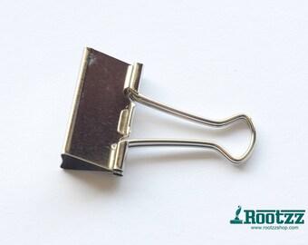 Metal binder clip  4 pcs  M