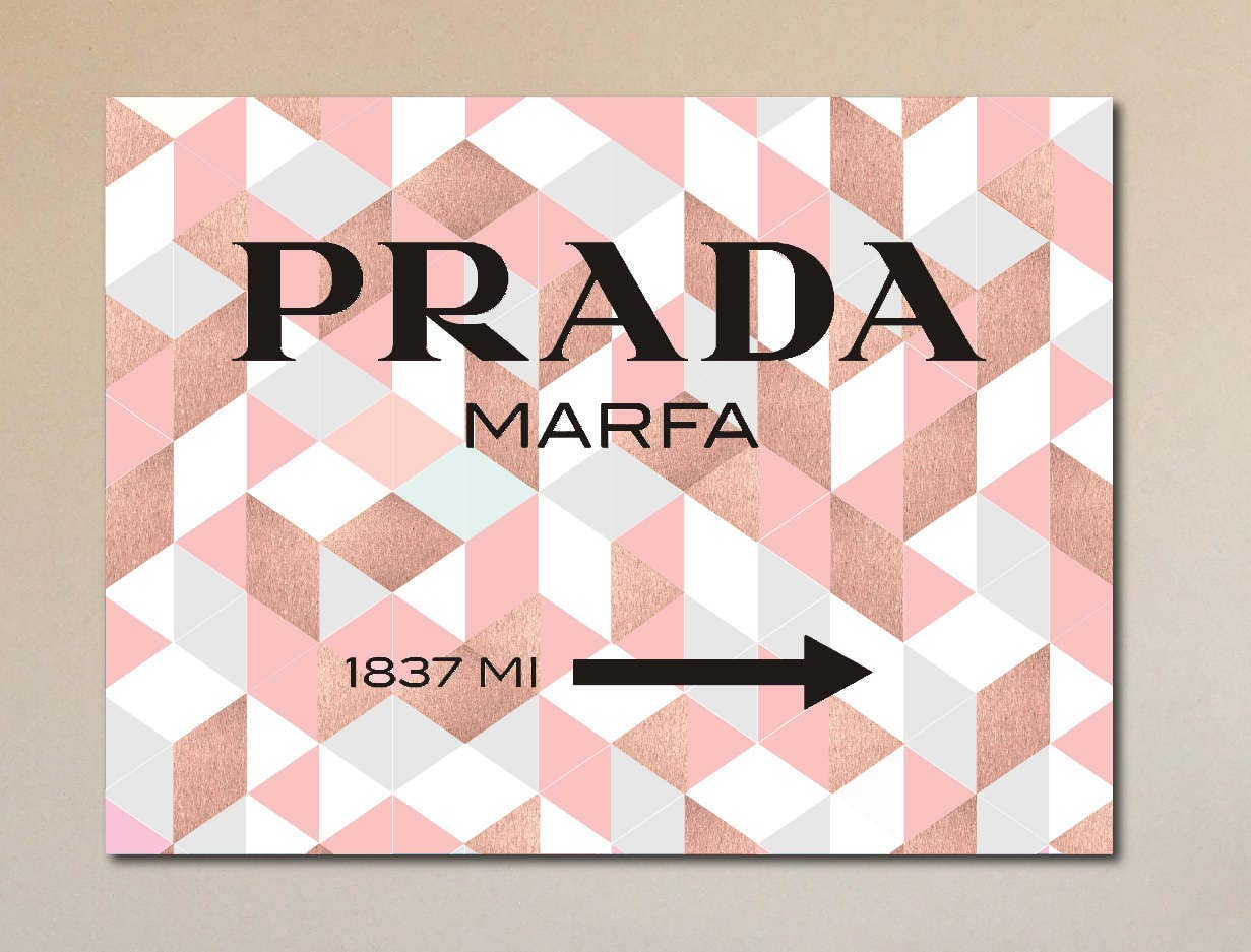 prada marfa rose gold diamond canvas print gossip girl. Black Bedroom Furniture Sets. Home Design Ideas