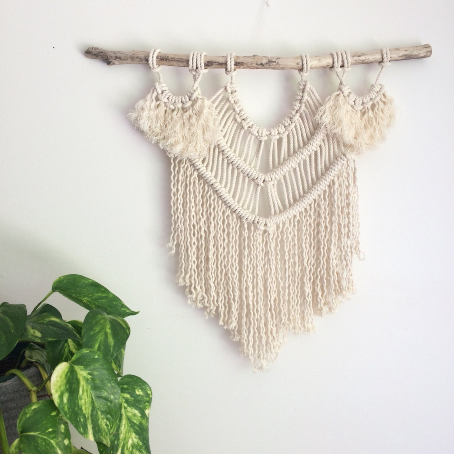 macrame wall hanging kit diy kit macrame wall hanging 6269