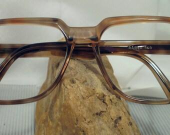 Eyeglass frame RAIDER nerd glasses original vintage