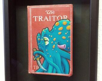 The Traitor Original Painting