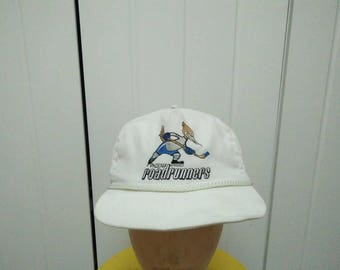 Rare Vintage PHOENIX ROADRUNNERS Embroidered Made in USA