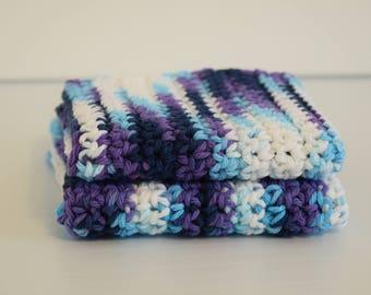 Handmade Crochet Wash/Dish Cloths