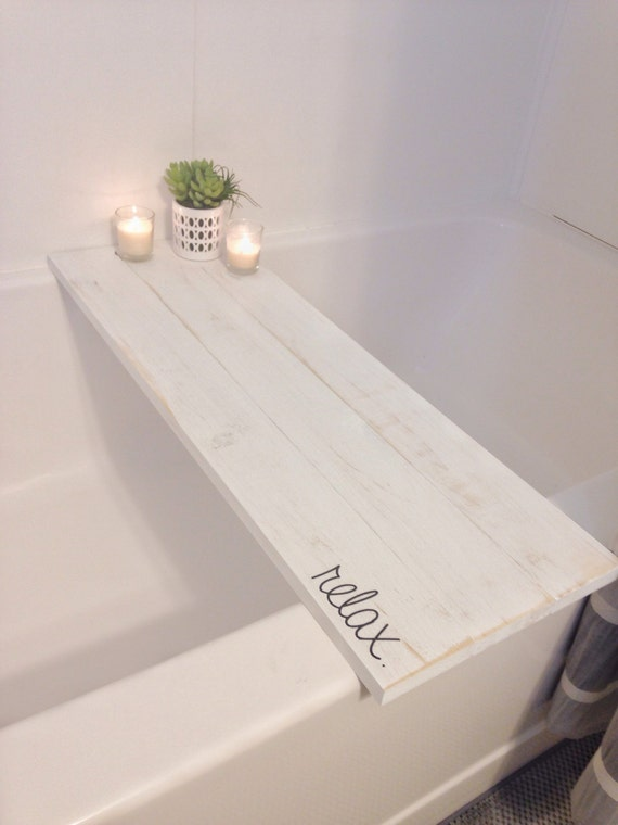 Bath tub tray caddy bath tray bath caddy tub tray bath for Bathroom tray decor