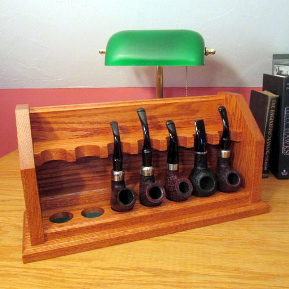 Craftsman Bungalow Pipe Rack Plans Build Your Own Style 7 Smoking Free Shipping From Missionartandcraft On Studio