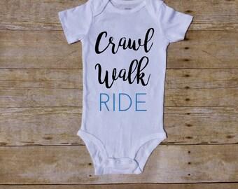 Crawl walk ride, Horseback, Equestrian baby, Equestrian mom, Future horseback, Future cowboy, Horse, Pony, Equestrian Lover, Racing, Farm