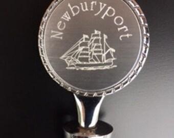 Newburyport Wine Topper