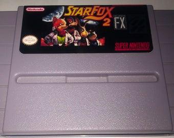 Star Fox 2 SNES (NTSC-US)