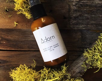 Mountain Man Cologne Sandalwood   Oakmoss, Aromatherapy, Essential oil cologne, Natural fragrance