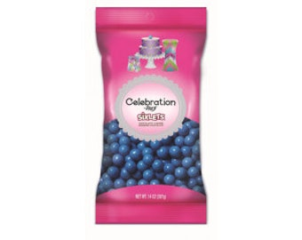 Celebration Sixlets Blue 14 oz