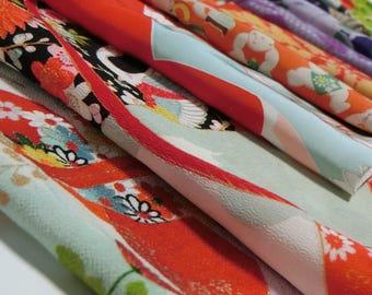 Kimono small cloth