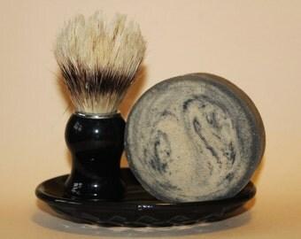 Happy Shave Handmade Soap, Shaving Soap, Goats milk soap