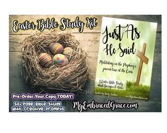 April's Featured Bible Study & Journaling Kit