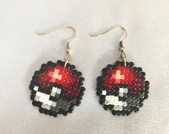 Pokeball Earrings