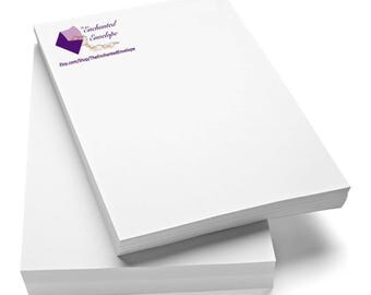 Personalized Note Pads, Glued Note Pads, Logo Note Pads, Business Note Pads, Custom Notepads, To-Do Lists, Marketing Items, Promotional Item
