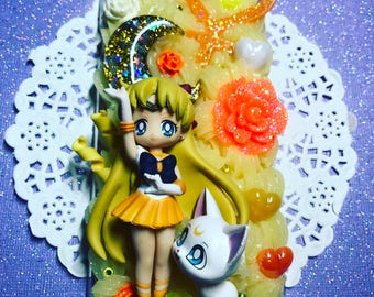 RTS: Sailor Venus and Artemis Decoden Case for iPhone 6/6s