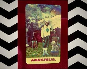 AQUARIUS TAROSCOPE READING- by Cosmopolitan's tarot expert, via email/pdf