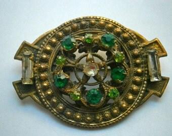 Art Nouveau sttyle Brooch