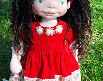 Evelina waldorf ispirato doll