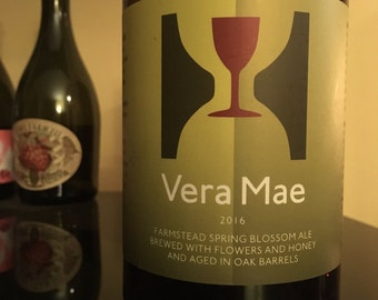 Hillfarmstead Vera Mae Soy Scented Candle