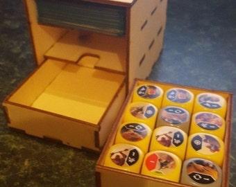 Star Wars Destiny Deck Box (self assembly)