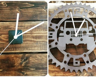 Quartz Clock Mechanism - Clock body - Clock Assembly