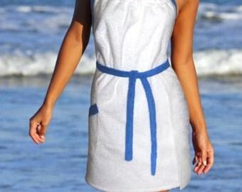 Spa wrap, Sundress for bath, beach, pool
