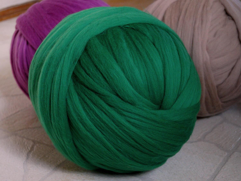 Arm Knitting Yarn Australia : Roving wool super bulky yarn chunky thick