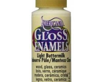 Americana Gloss Enamels Acrylic Paint 2oz