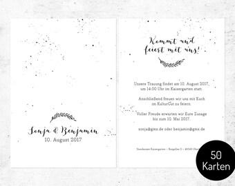 Cards / wedding no.. 8