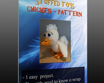 Loom Knit Chicken - pattern