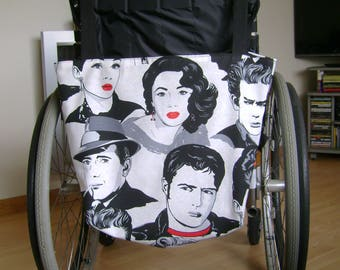 Wheel Chair bag  Retro