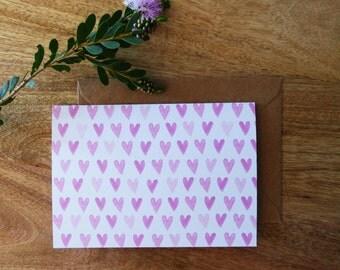 Card 'Hearts'