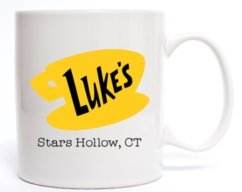 Luke's Coffee Mug - Gilmore Girls Coffee Mug