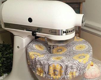 Kitchenaid Cover /Gray & yellow/reversible