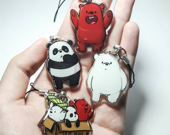 We Bare Bears Charm