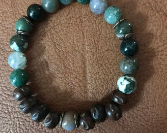 Beautifully handcrafted bracelets