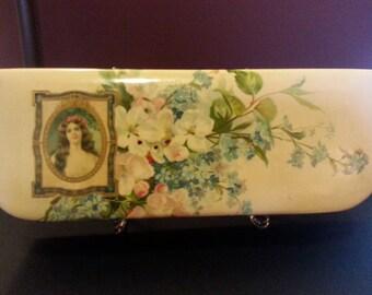 Stunning Late Victorian Celluloid Glove Box