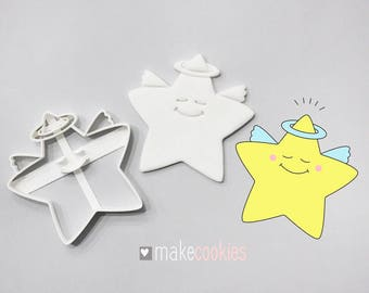 Star #1 Cookie Cutter