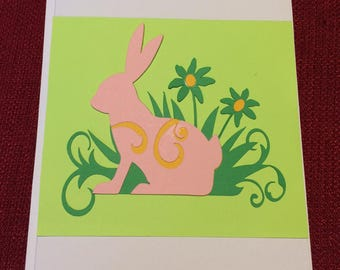 Handmade Easter greeting cards