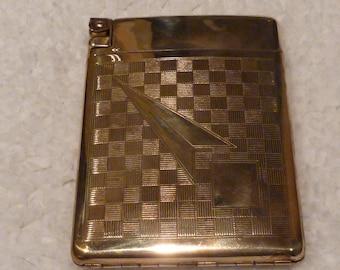 Cigarette Case and Lighter ~ Royal Case-Lite
