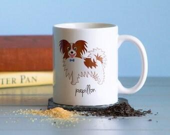 Papillon Mug (boy)