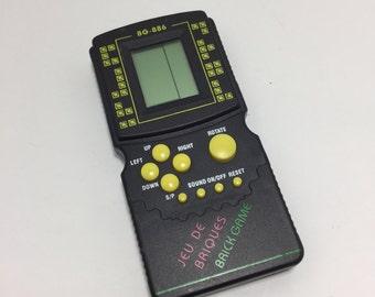Vintage Brick Game BG 886 Handheld Game