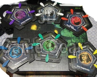 Betrayal at House on the Hill Game Gear: Character Holders