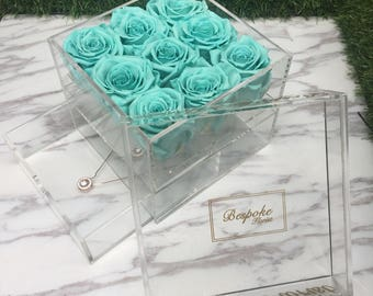 Preserved Roses Storage Box