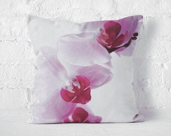Pillow case PINK ORCHID II